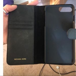 Michael Kors wallet phone case for iPhone 6-8 plus